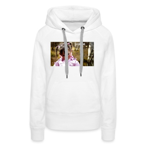 Lille Lise Picture - Women's Premium Hoodie