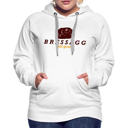Bressag - voll grass - Frauen Premium Hoodie