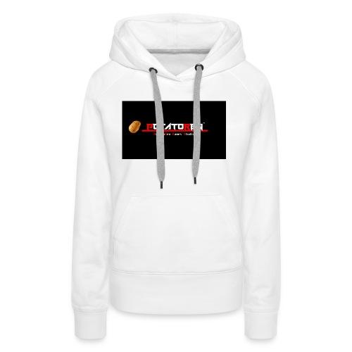 potatorev - Women's Premium Hoodie