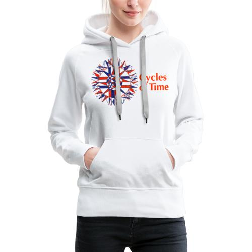 Cycles of Time - Women's Premium Hoodie