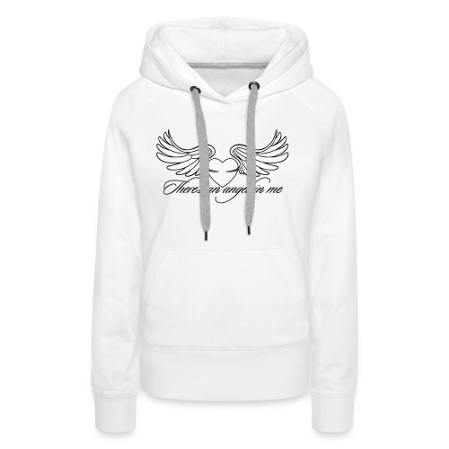 0007 - Vrouwen Premium hoodie