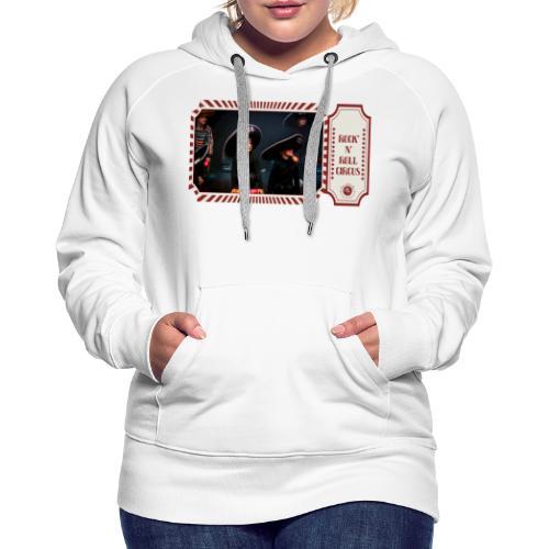Coco Dia Muertos N004 - R - Sweat-shirt à capuche Premium pour femmes