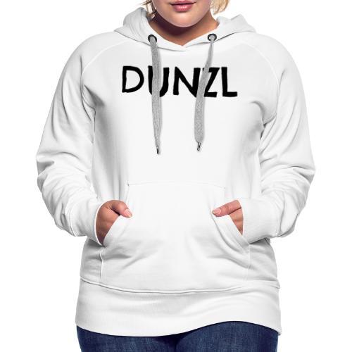 dunzl - Frauen Premium Hoodie