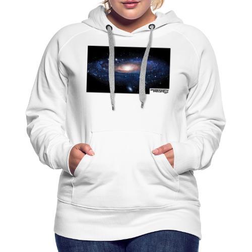 Galaxy Astronomy Ireland - Women's Premium Hoodie