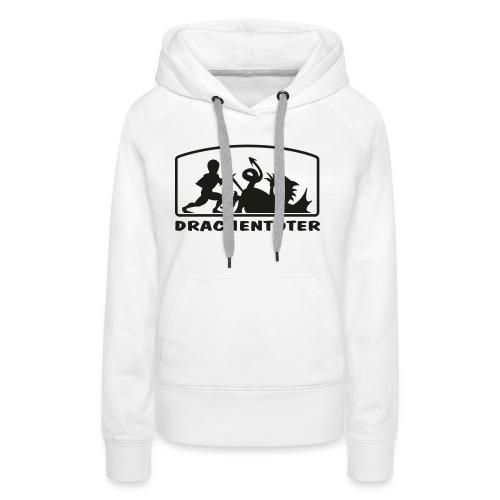 drachentoeter - Frauen Premium Hoodie