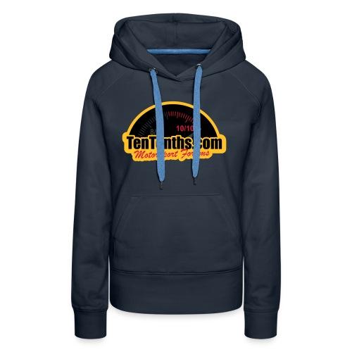 3Colour_Logo - Women's Premium Hoodie