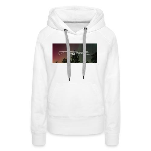 dangy_tru - Vrouwen Premium hoodie