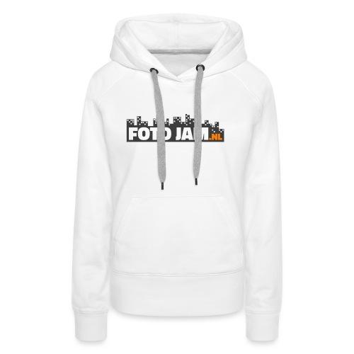 Fotojam 2016 - Vrouwen Premium hoodie