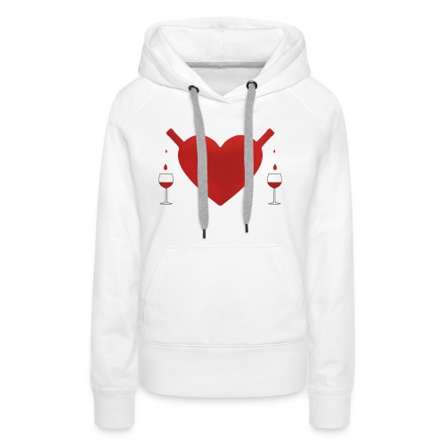 share good love - Women's Premium Hoodie