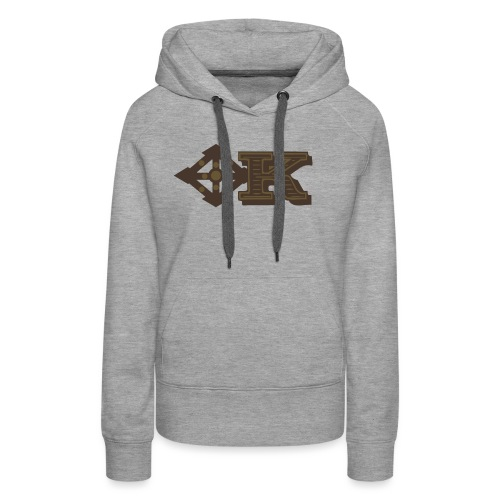 Kenya Airways Logo - Women's Premium Hoodie