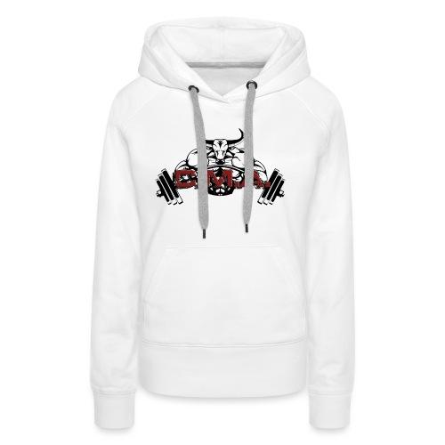 Marque CMA - Sweat-shirt à capuche Premium pour femmes