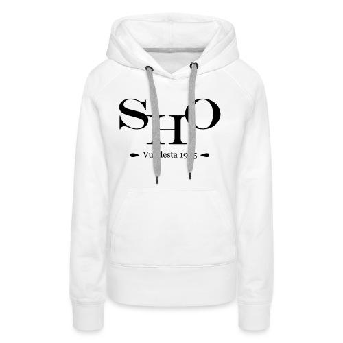 SHO - Naisten premium-huppari