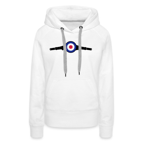 Lenkkopf Target - Frauen Premium Hoodie