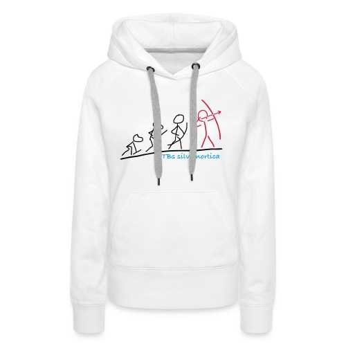 Evolution TBs silva nortica - Frauen Premium Hoodie