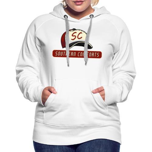 SC Logo - Dame Premium hættetrøje