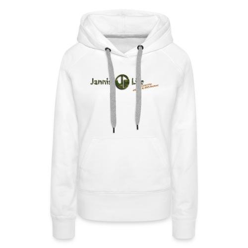 Jannis' Life - Frauen Premium Hoodie