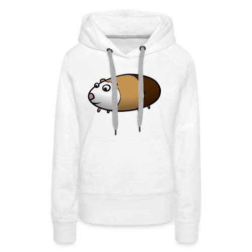 Guinea Pig - Women's Premium Hoodie
