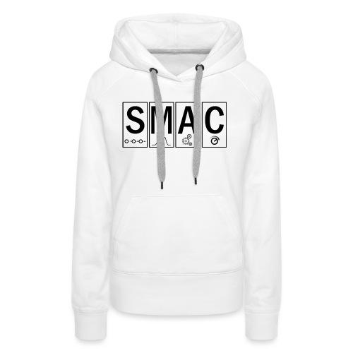 SMAC3_large - Women's Premium Hoodie