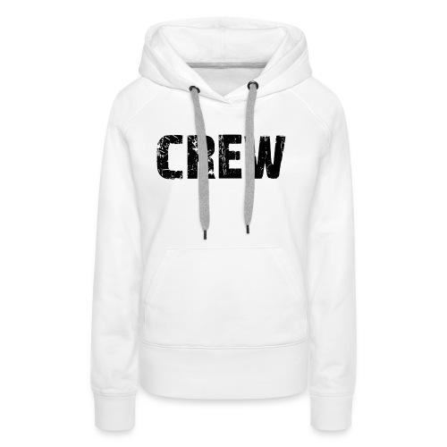 Crew - Frauen Premium Hoodie