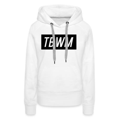 TBWM Teenage Shirt - Women's Premium Hoodie