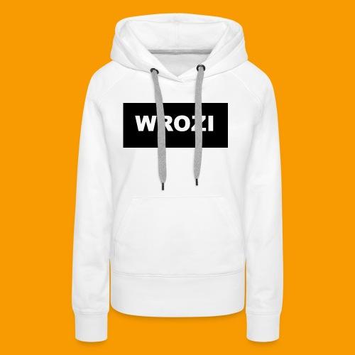 WROZI hat - Women's Premium Hoodie