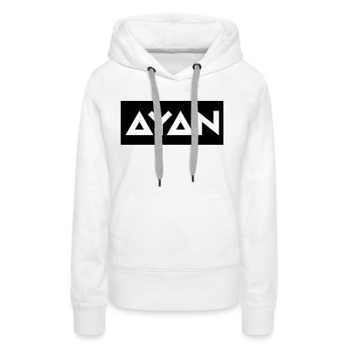 ayan-png - Vrouwen Premium hoodie