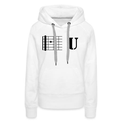 FmajU - Frauen Premium Hoodie