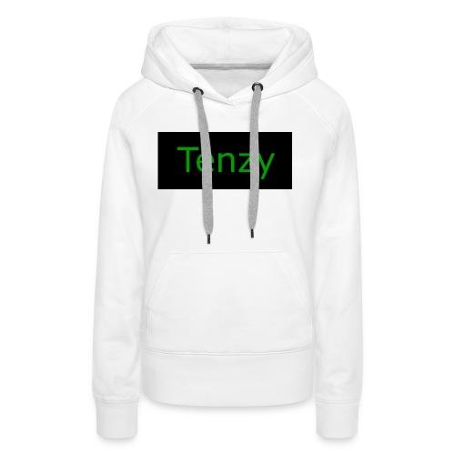 Tenzylogo - Women's Premium Hoodie