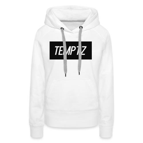 TempTz Orignial Hoodie Design - Women's Premium Hoodie