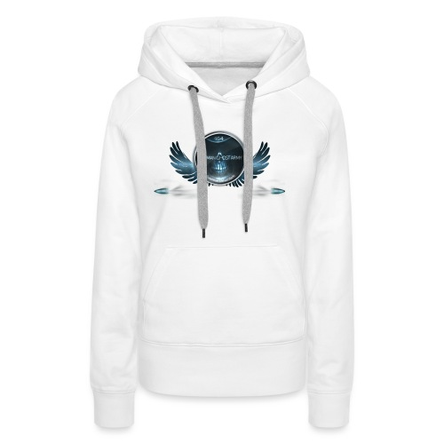 German Ghost Army Logo - Frauen Premium Hoodie