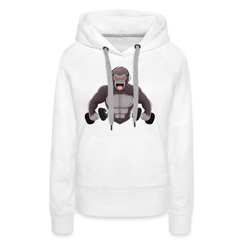 GorillaDyse - Frauen Premium Hoodie