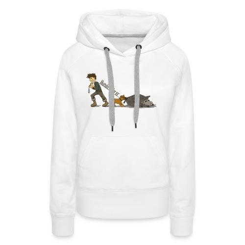 Hundeführer - Frauen Premium Hoodie