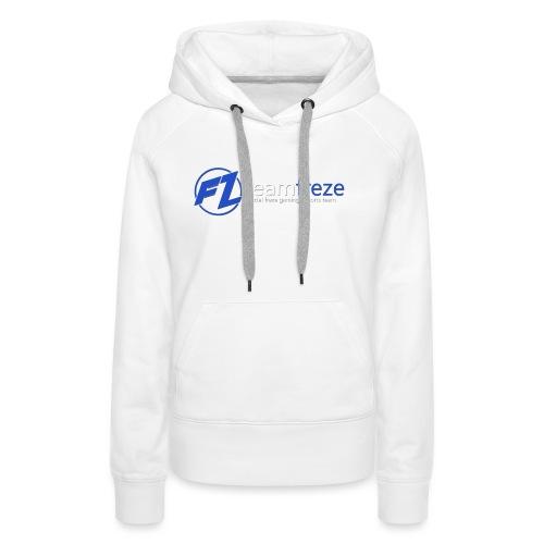 Team FreZe T-Shirt - Frauen Premium Hoodie