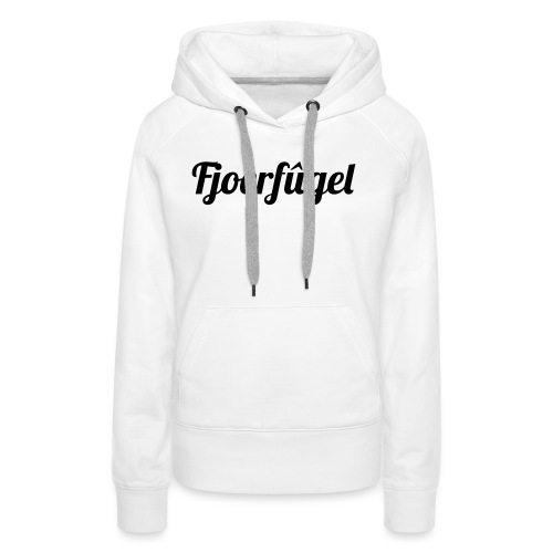 fjoerfugel - Vrouwen Premium hoodie