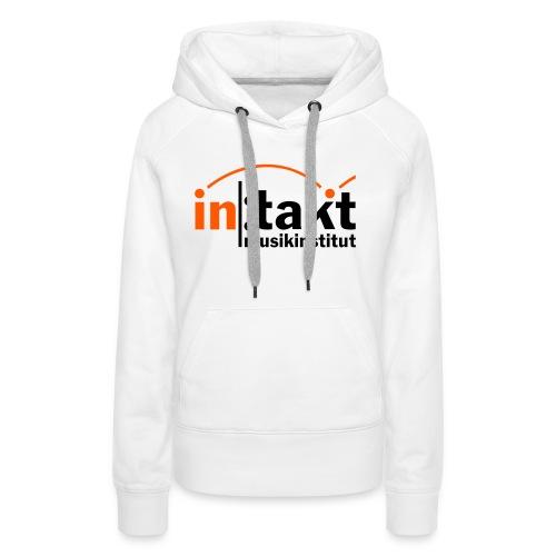 intakt Logo - Frauen Premium Hoodie