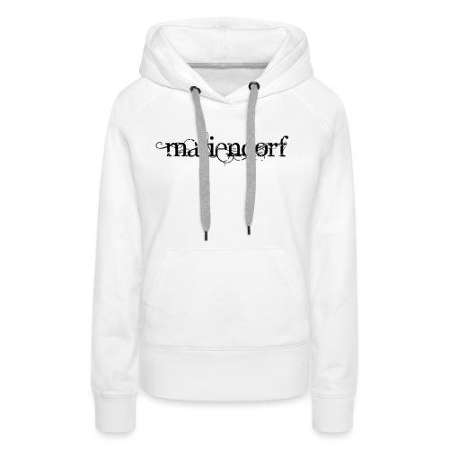 mariendorf_bogen - Frauen Premium Hoodie