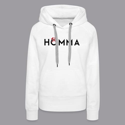 HÖMMA - Frauen Premium Hoodie