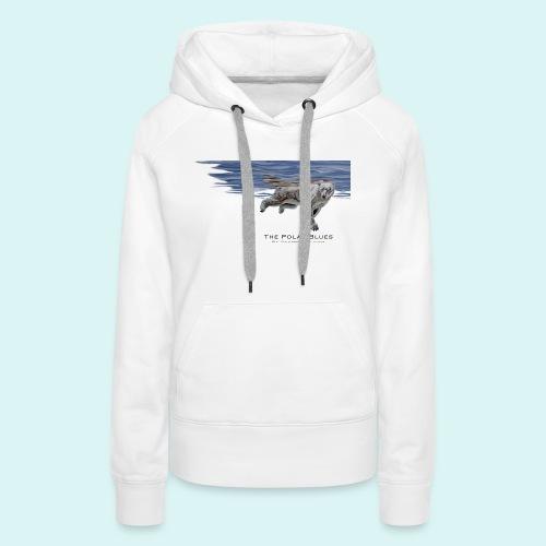 Polar-Blues-SpSh - Women's Premium Hoodie