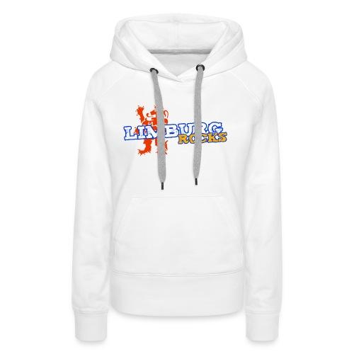Limburg Rocks - Vrouwen Premium hoodie