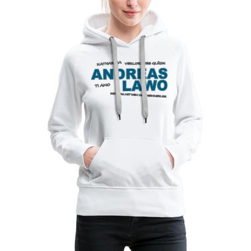 Andreas Lawo - Hits - Frauen Premium Hoodie