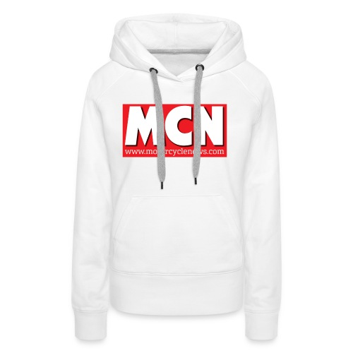 mcnlogo url - Women's Premium Hoodie