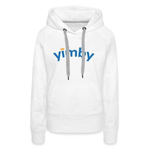 Yimby Göteborg väska - Premiumluvtröja dam