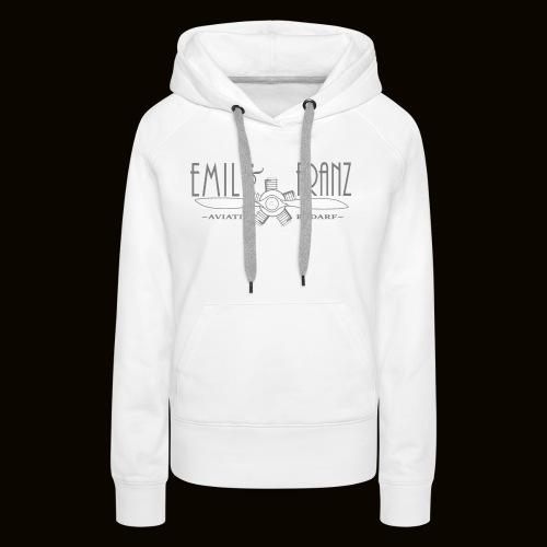 EmilUndFranz - Frauen Premium Hoodie