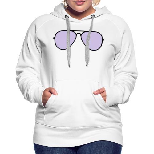 Sonnenbrille - Frauen Premium Hoodie