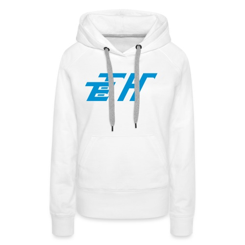 ETH_Logo_Solo - Frauen Premium Hoodie