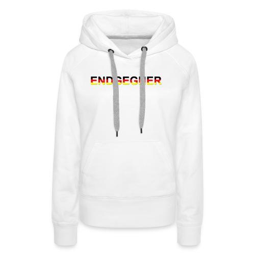 ENDGEGNER - Frauen Premium Hoodie