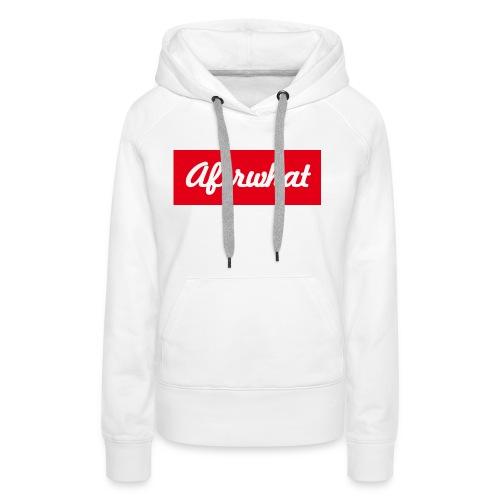 trui 1 png - Vrouwen Premium hoodie