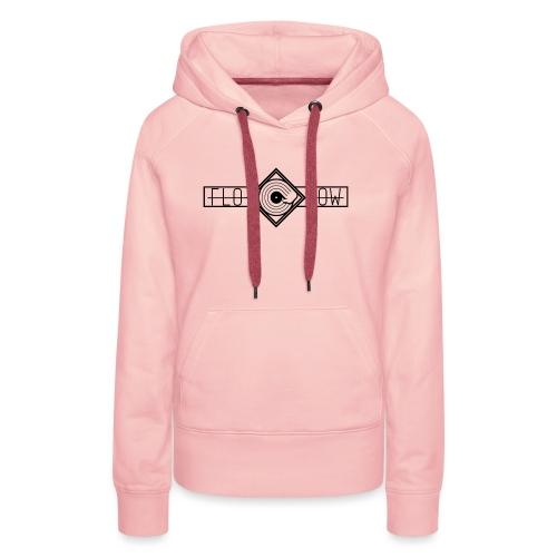 Swinnen stinkt Een beetje - Vrouwen Premium hoodie