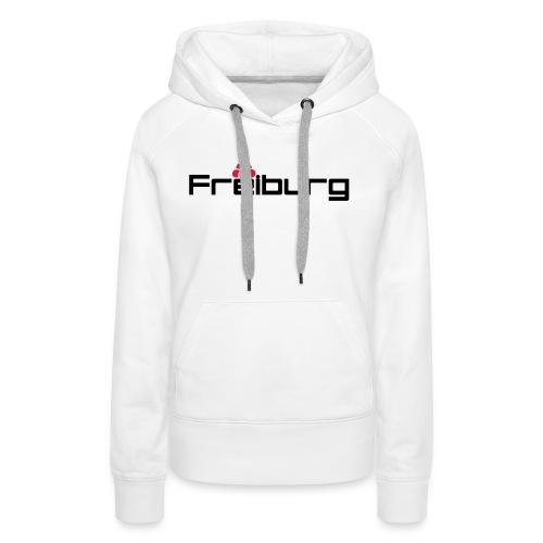 Freiburg - Frauen Premium Hoodie