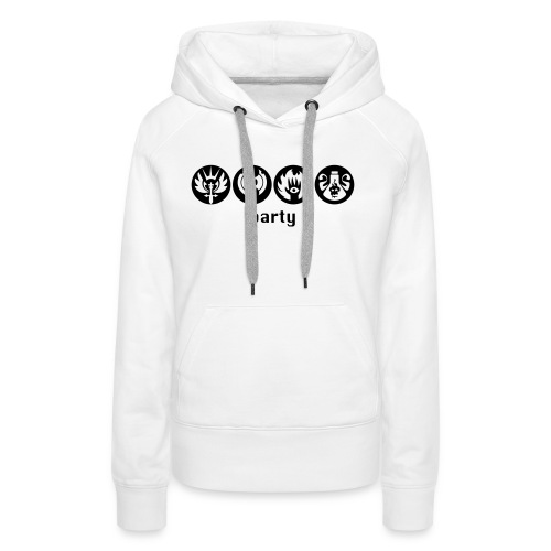 rpg party - Frauen Premium Hoodie